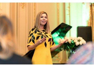 Ирина Букур выступила в качестве спикера на четвертом MAMA SUMMIT