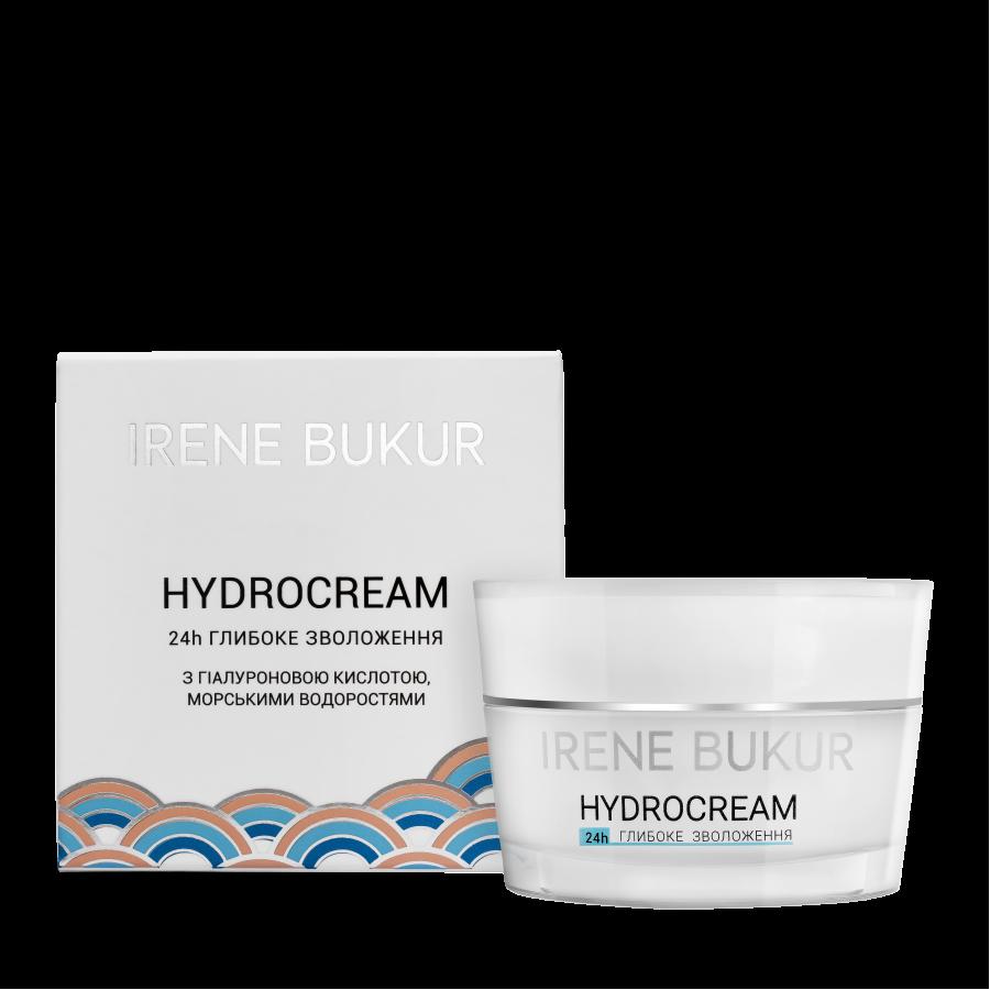 Hydro-крем для сухої та нормальної шкіри  з гіалуроновою кислотою, 45 мл 2021